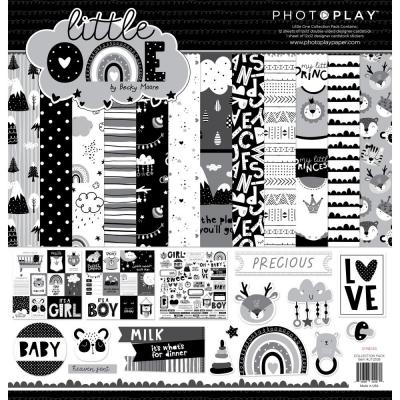 PhotoPlay Little One Designpapier - Collection Pack