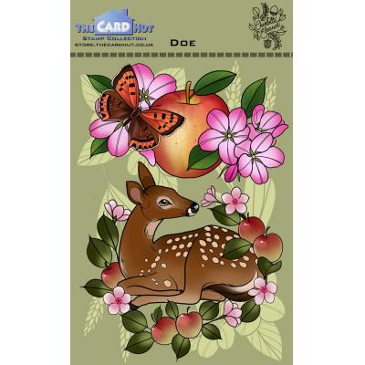 The Card Hut Clear Stamps - Doe