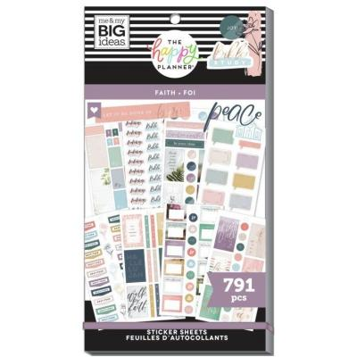 me & my BIG ideas The Happy Planner Value Pack Sticker - It Is Well