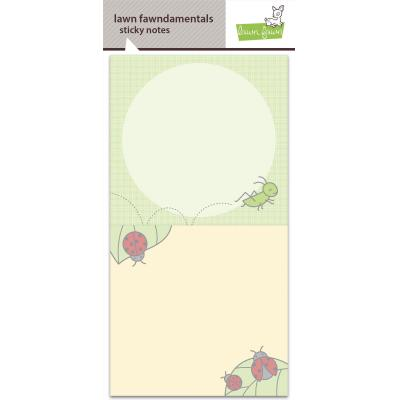 Lawn Fawn Sticky Notes - A Really Bug Deal