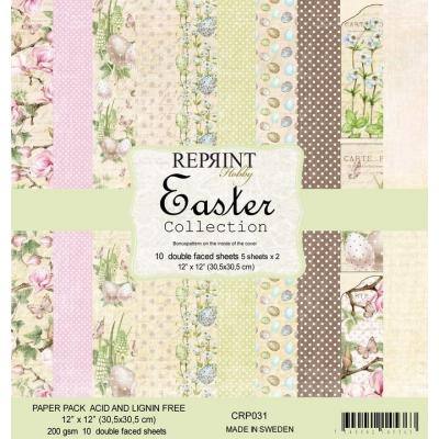 Reprint Easter Collection Desihnpapier - Paper Pack