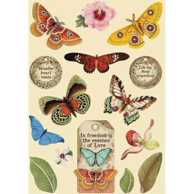 Stamperia Wooden Shapes - Butterfly