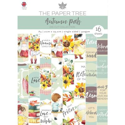 Creative Expressions Autumn Pals Die Cuts - Collection