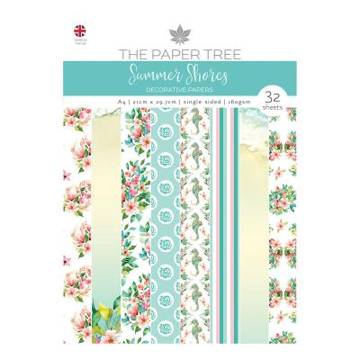 Creative Expressions Summer Shores Designpapier - Collection