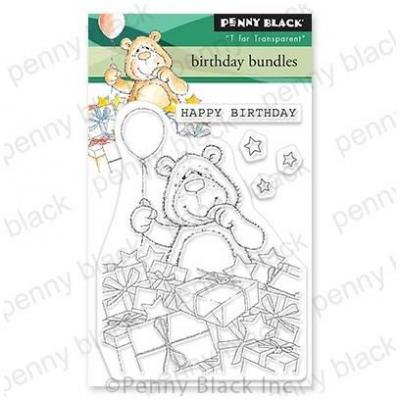 Penny Black Clear Stamps - Birthday Bundles