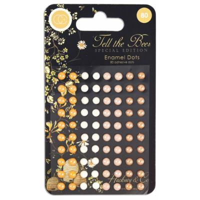 Craft Consortium Tell The Bees Special Edition Adhesive - Enamel Dots