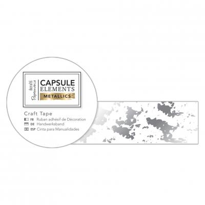 Capsule Collection - Elements Metallic - Craft Tape