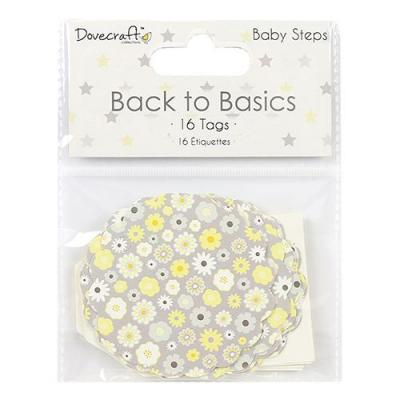 Back to Basics - Baby Steps - 16 Tags