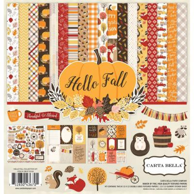 Hello Fall - Collection Kit