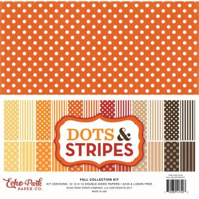 Dots & Stripes Fall Collection Kit