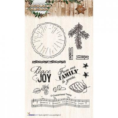 Studio Light Clear Stamps - O Christmas Tree