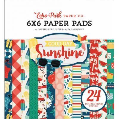 Echo Park Good Day Sunshine Designpapier - Paper Pad