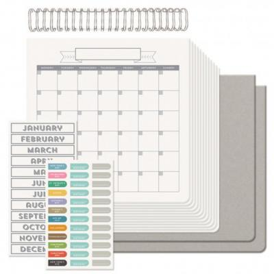 We R Memory Keepers -Cinch Kit Calendar