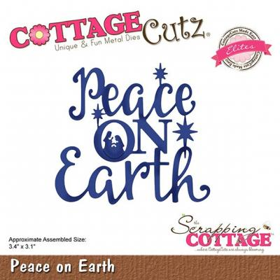 Cottage Cutz - Peace on Earth