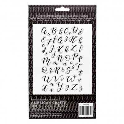Kelly Creates Clear Stamps - Bouncy Alphabet