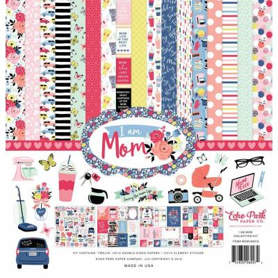 Echo Park I Am Mom - Collection Kit