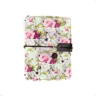 Prima Marketing - Misty Rose Passport Cover