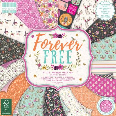 First Edition Paper Pad -  Forever Free