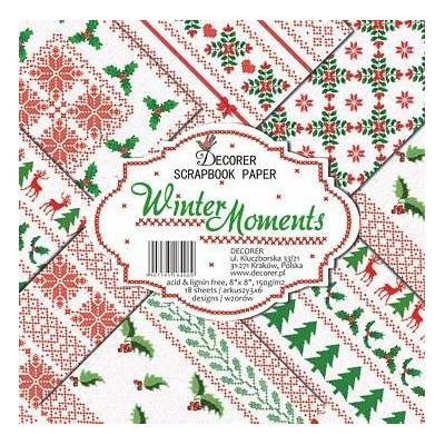Decorer Paper Pack - Winter Moments