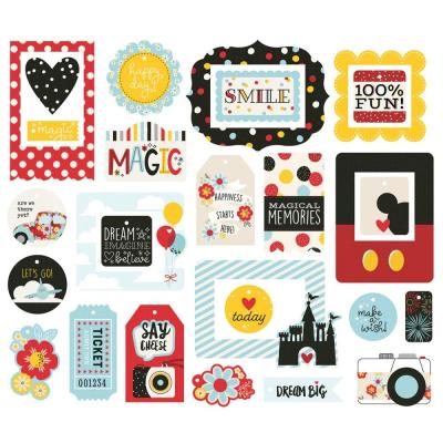Simple Stories Say Cheese 4 - Tags & Frames