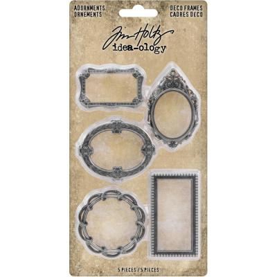 Idea-Ology Tim Holtz - Metal Deco Frames