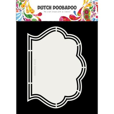 Dutch Doobadoo Schablone - Shape Art