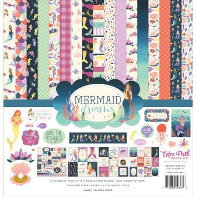 Echo Park Mermaid Dreams - Collection Kit