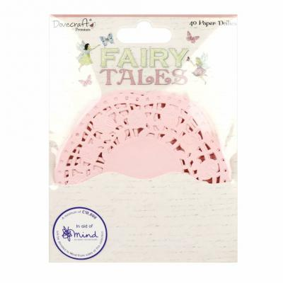 Dovecraft Fairy Tales - Doilies