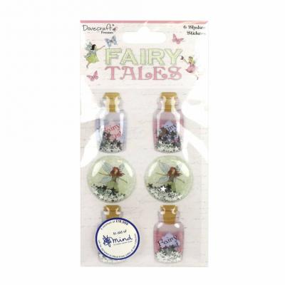 Dovecraft Fairy Tales - Shaker Stickers
