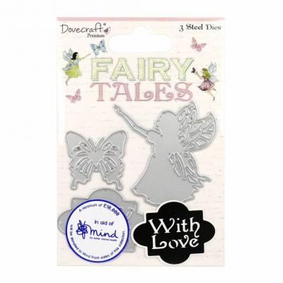 Dovecraft - Stanzschablone Fairy Tales