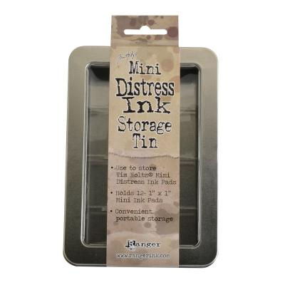 Ranger Tim Holtz - Mini distress ink storage tin