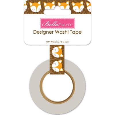 Bella Blvd Let's Go On An Adventure - Washi Foxy