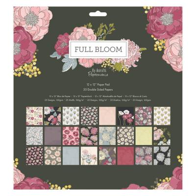 Papermania Paper Pad - Full Bloom