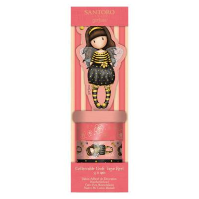 Santoro Gorjuss Craft Tape - Bee-Loved