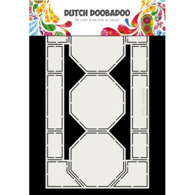 Dutch Doobadoo Schablone - Octagons