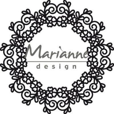Marianne Design Craftable - Floral Doily
