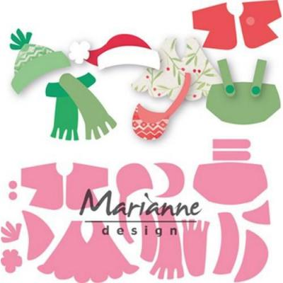 Marianne D Collectable - Eline's Outfits