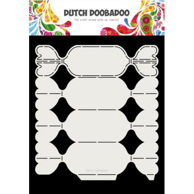 Dutch Doobadoo Schablone - Box Art Candy