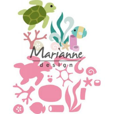 Marianne Design Collectable  - Sealife