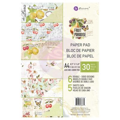 Prima Marketing Paper Pad A4 - Fruit Paradise