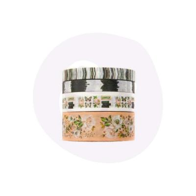 Prima Marketing - Washi Tapes - Apricot Honey