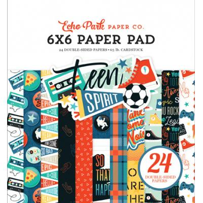 Echo Park - Teen Spirit Boy - Paper Pad