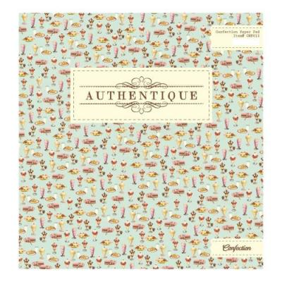Authentique Paper Pad - Confection