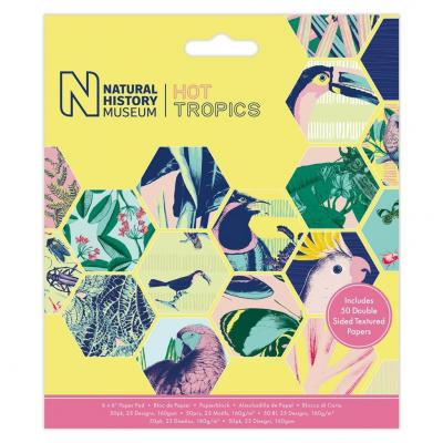Papermania Hot Tropics - Paper Pad