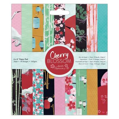 Papermania Cherry Blossom - Paper Pad
