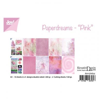 JoyCrafts Designpapier - Paperdreams