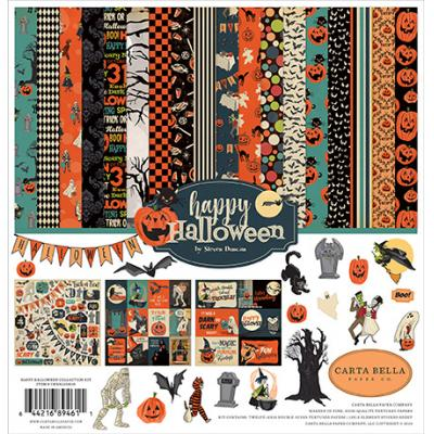 Carta Bella Happy Halloween - Collection Kit
