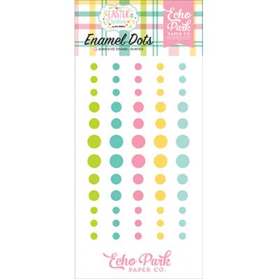Echo Park Easter Wishes - Enamel Dots
